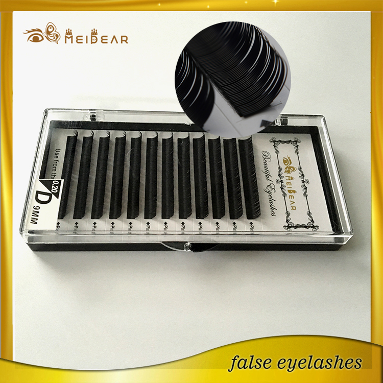 Supply eyelash extensions wholesale manufacturer