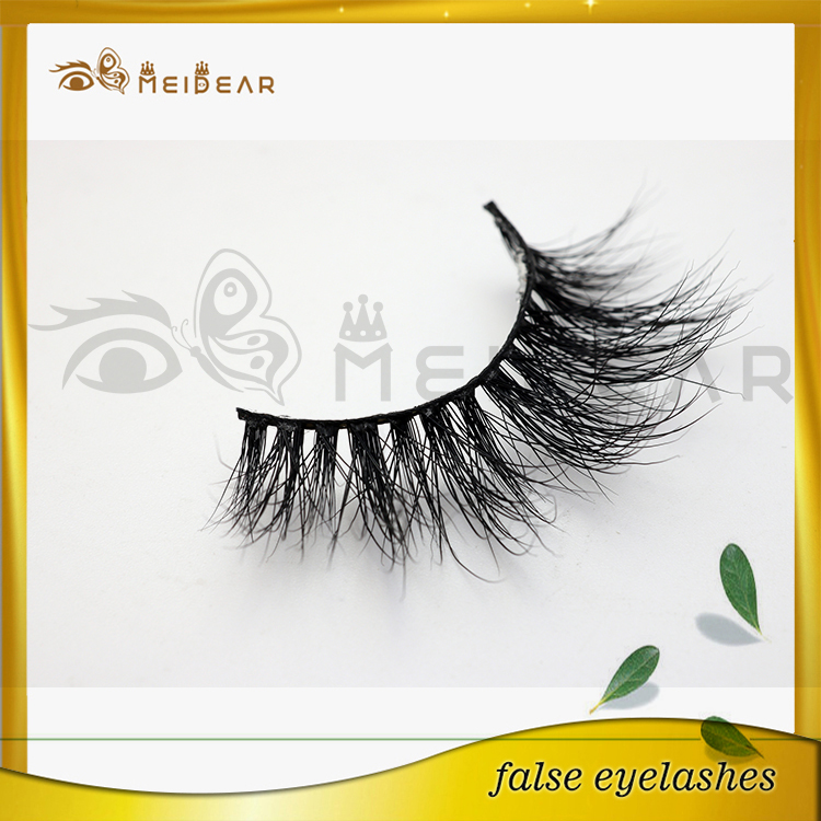 Factory supply OEM service 3d mink eyelashes