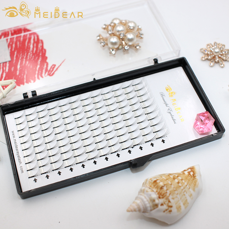Wholesaler provide volume eyelash extension with best raw material