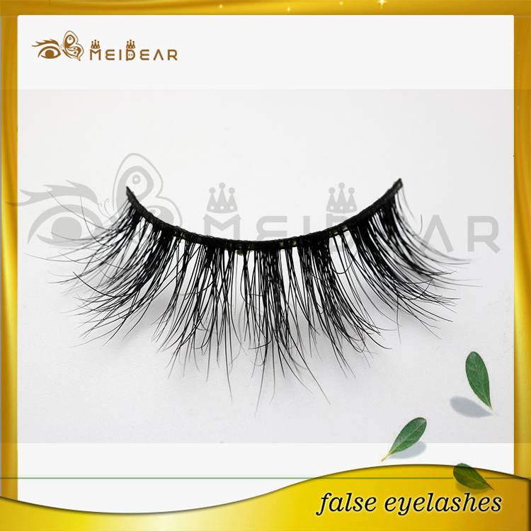 Great price custom logo korean 3d mink eyelashes