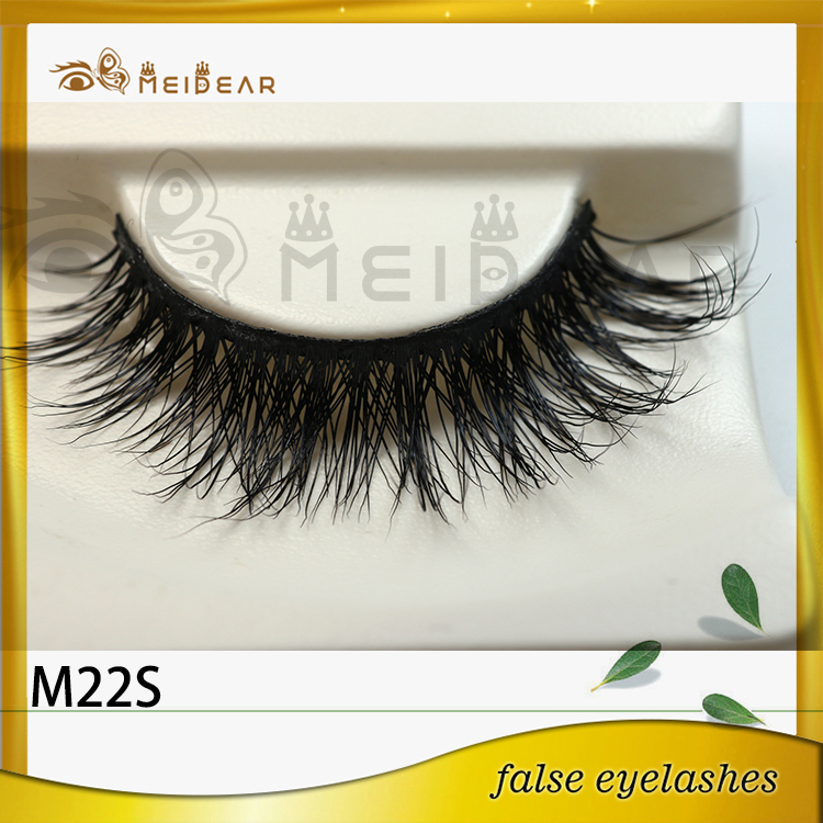 OEM service private label mink eyelash with lower price