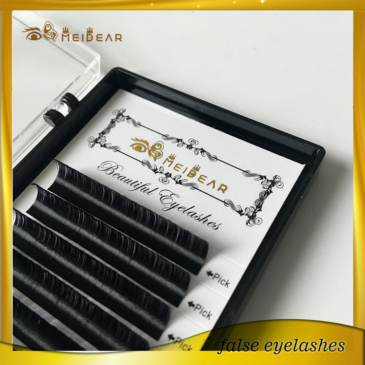 Eyelash extensionss silk lashes factory wholesale