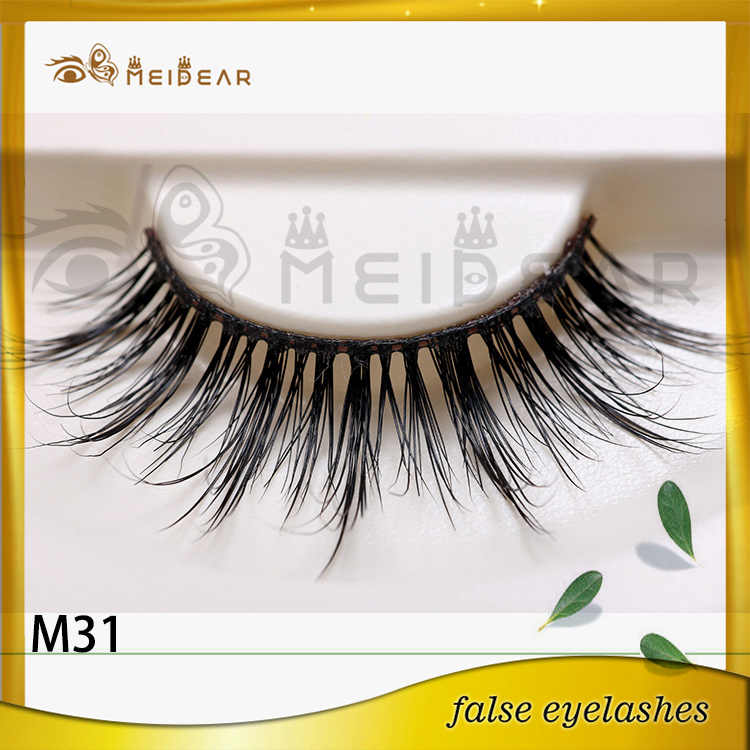 Factory supply private label Korean PBT mink eyelash ,China