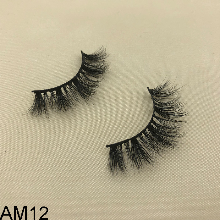 Wholesale false eyelash packaging with factory price to Canada