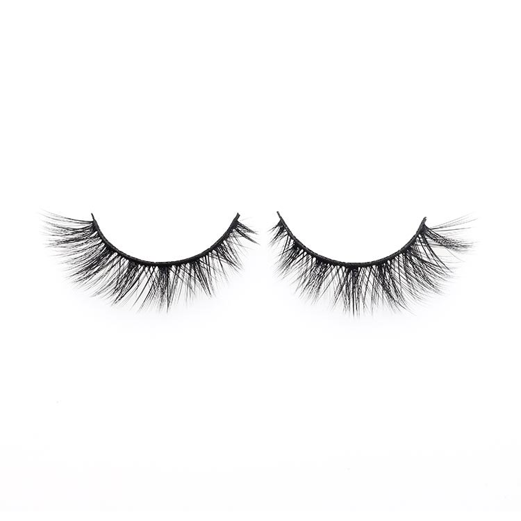 Distributor wholesale own brand false eyelash 3d silk lashes with private label packaging
