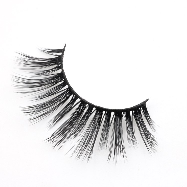 Distributor wholesale private label 3d faux mink false eyelashes with own brand packaging design