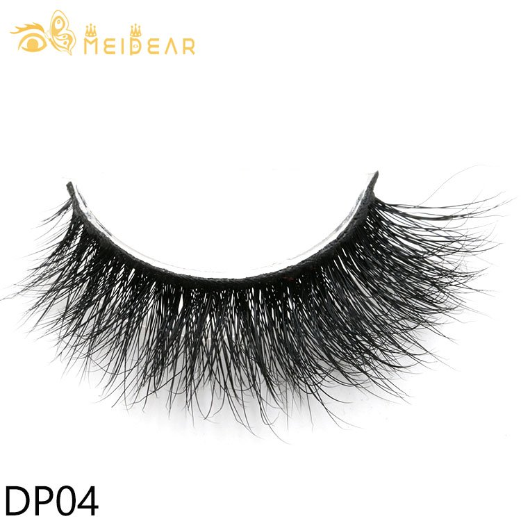 False eyelash manufacturer wholesale custom packaging for best quality 3D mink eyelashes