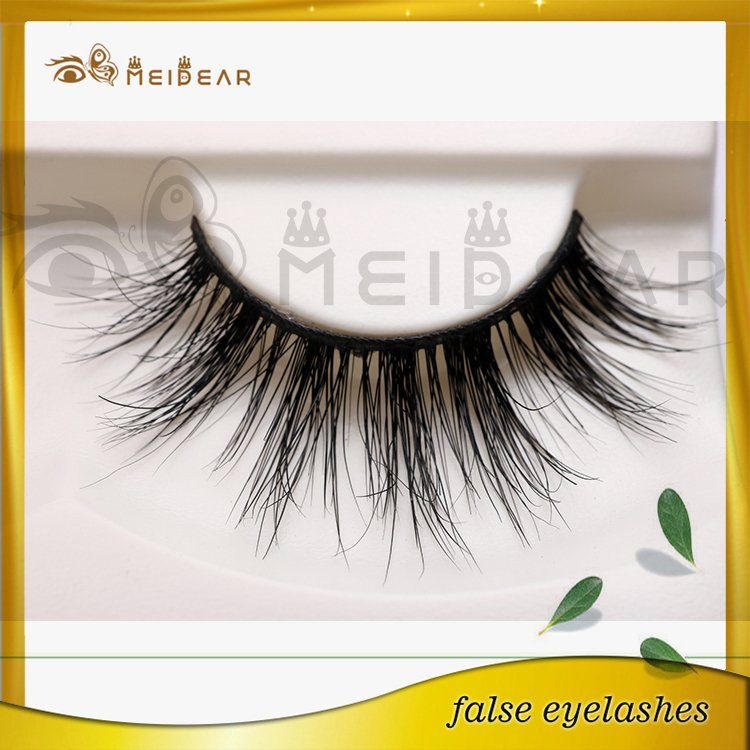 Meidear amazing lashes custom packaging