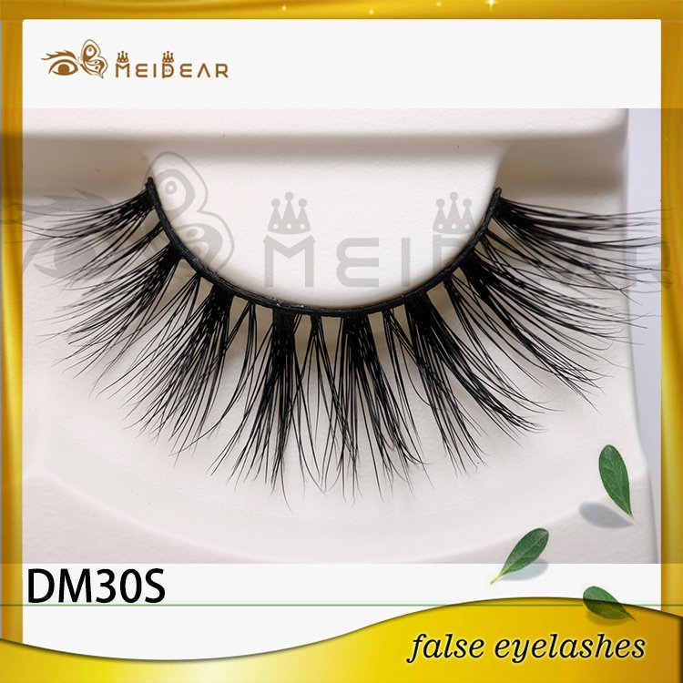 Wholesale custom package 3d mink eyelashes private label
