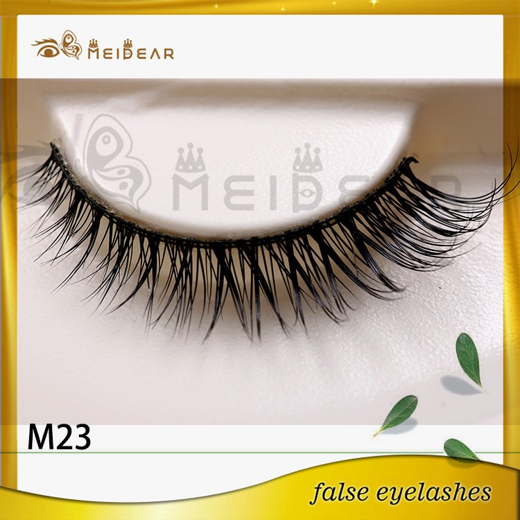 High quality design custom package mink eyelashes