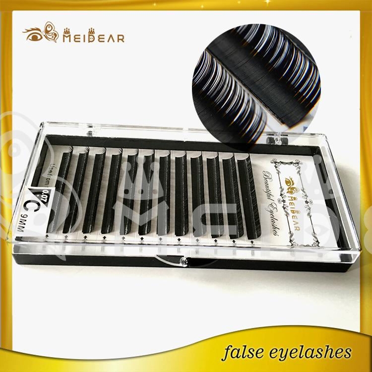 High quality hand made siberian eyelash extensions wholesale
