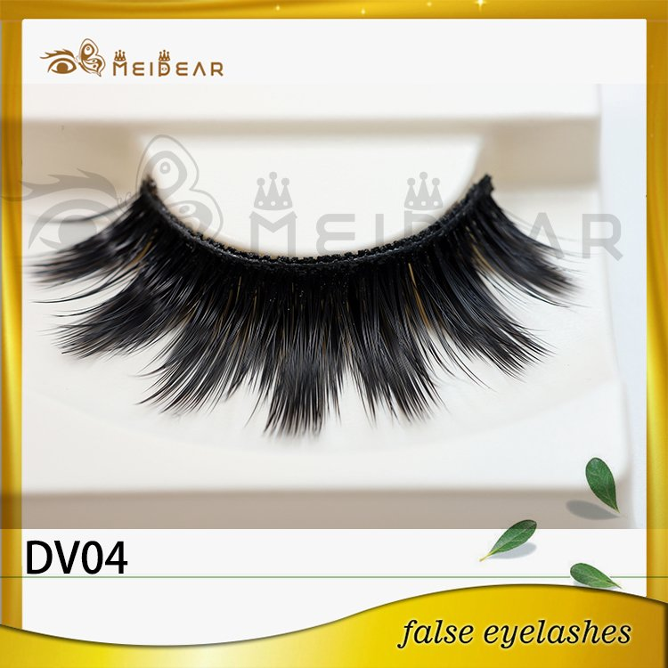 Manufacturer supply OEM service premium 3d faux mink lashes